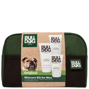 Bulldog Skincare Kit For Men (Worth £23.50)