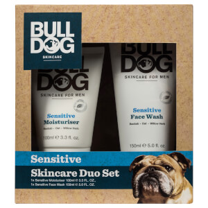 Bulldog Sensitive Duo Set (Worth £10.50)