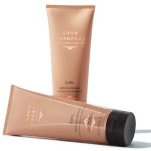 Grow Gorgeous Curl Duo (Worth £30.00)