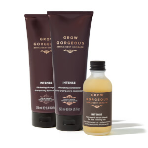 Grow Gorgeous Intensely Gorgeous Bundle (Worth £79.00)