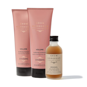 Grow Gorgeous Ultimate Volume Trio (Worth £60.00)