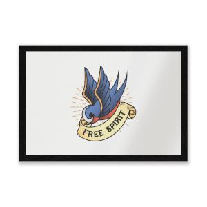 Swallow Free Spirit Entrance Mat