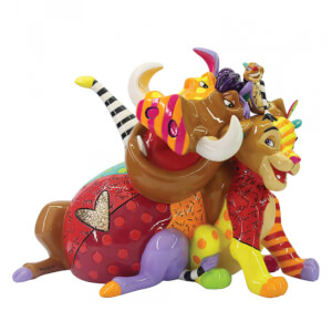 Disney by Romero Britto - Lion King Figurine