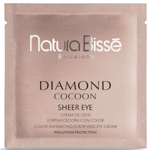 Natura Bissé Diamond Cocoon Sheer Eye Cream 2ml Sachet (Sample)