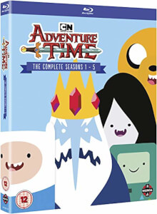Adventure Time - Complete Seasons 1-5 Collection