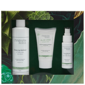 Christophe Robin Hydrating Gift Set (Worth $64)