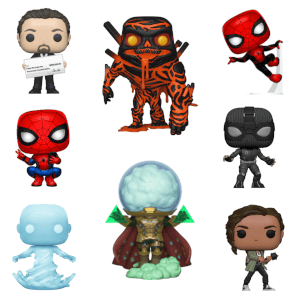 Spider-Man Far From Home - Pop! Vinyl Collection