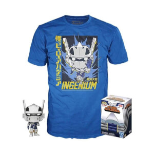 Funko Pop&Tee Exclusivo - Tenya Iida (Ingenium) - My Hero Academia