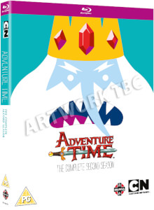 Adventure Time - The Complete Second Season