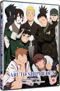 Naruto Shippuden Box 38 (Episodes 487-500)