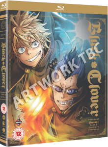 Black Clover - Season One Part Five
