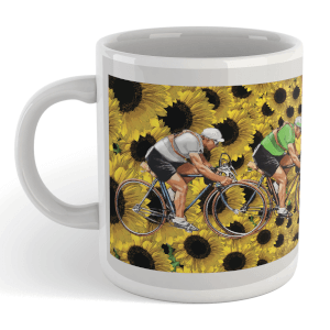 Sunflowers Mug