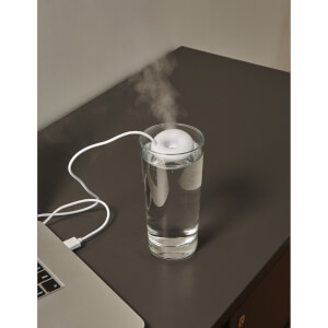 Floatie Humidifier - White