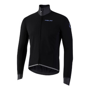 Nalini XWind 2.0 Wind Long Sleeve Jersey - Black