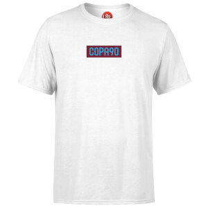 Everyday Men's T-Shirt - White/Maroon/Blue