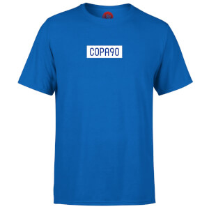 Everyday Men's T-Shirt - Royal Blue/White/Blue