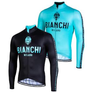 Bianchi Carpegna Long Sleeve Jersey