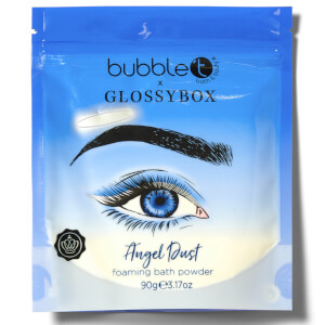 Bubble T x Glossybox Angel Dust Foaming Bath Powder