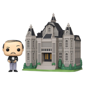 Figurine Pop! Town Wayne Manor Avec Alfred - Batman