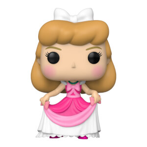 Disney Cinderella in Pink Dress Pop! Vinyl Figure