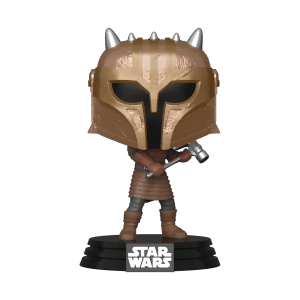 Star Wars The Mandalorian The Armor Funko Pop! Figuur