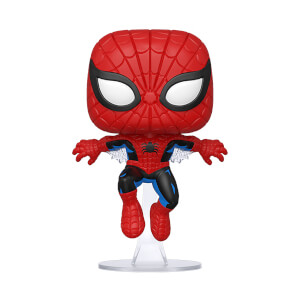 Marvel 80th Spider-Man Pop! Vinyl Figure