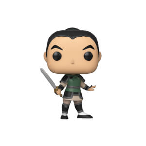 Disney Mulan Mulan as Ping Pop! Vinyl Figure