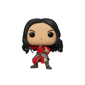 Disney: Mulan (Live Action) - Mulan Guerriera Funko Pop! Vinyl