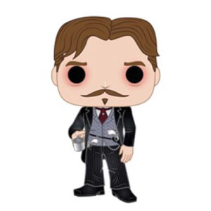 Figura Funko Pop! - Doc Holliday Con Taza (EXC) - Tombstone