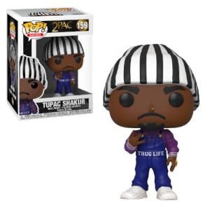Funko Pop! Rocks - Tupac EXC Figura Pop! Vinyl