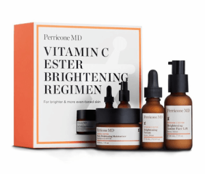 Perricone MD Vitamin C Ester Brightening Regimen