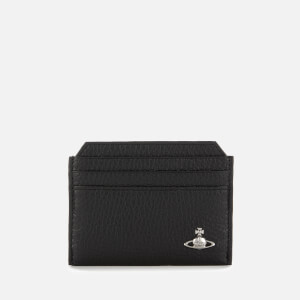 Vivienne Westwood Men's Milano Card Holder - Black