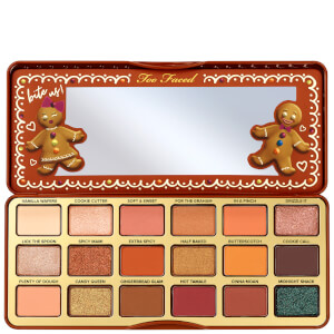 Too Faced Extra Spicy Eye Palette - Gingerbread 12.6g