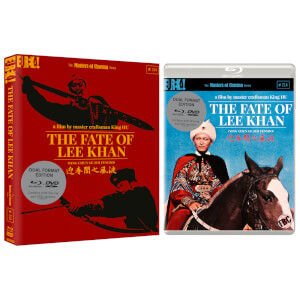 The Fate Of Lee Khan (Masters Of Cinema) - Dual Format