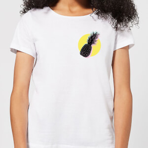 Pineapple Women's T-Shirt - White