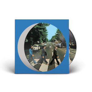 The Beatles - Abbey Road 50th Anniversary Limited Edition Picture Disc LP