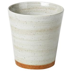 Broste Copenhagen Grod Stoneware Mug - Sand (Set of 4)