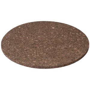 Broste Copenhagen Bill Cork Placemat - Dark Natural