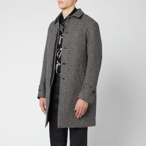 Oliver Spencer Men's Grandpa Coat - Canton Oatmeal