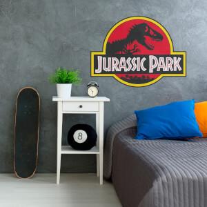 Pegatina mural Jurassic Park Logo