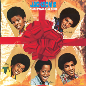 Jackson 5 - Christmas Album LP