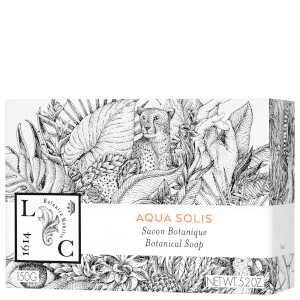 Le Couvent des Minimes Botanical Body Care Aqua Solis Soap (Various Sizes)