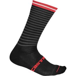 Castelli Venti Soft Socks - Black