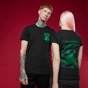 Frankenstein Unisex T-Shirt - Black