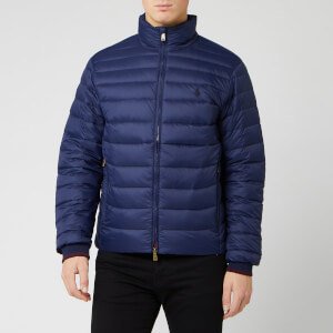 Polo Ralph Lauren Men's Packable Down Jacket - Navy