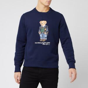 Polo Ralph Lauren Men's Bear Sweatshirt - Navy