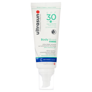 Ultrasun Mineral Body SPF30 Lotion 100ml: Image 2