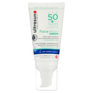 Ultrasun Mineral Face SPF50 Lotion 40ml: Image 2