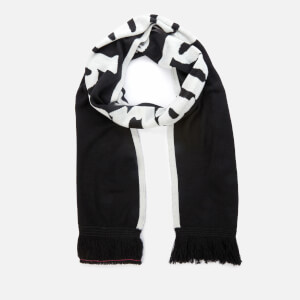Timberland Men's Double Faced Scarf - Black