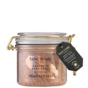 Sanctuary Spa 精制浴盐 | 玫瑰光泽